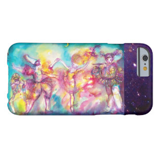 MASQUERADE PARTY,Mardi Gras Masks,Dance,Music Barely There iPhone 6 Case