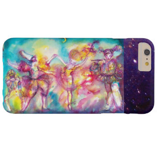 MASQUERADE PARTY,Mardi Gras Masks,Dance,Music Barely There iPhone 6 Plus Case