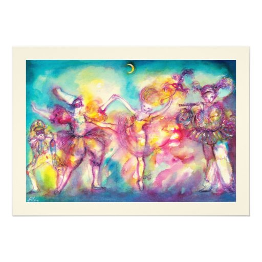MASQUERADE PARTY,Mardi Gras Masks,Dance,Music Invites