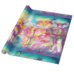 MASQUERADE PARTY,Mardi Gras Masks,Dance,Music Wrapping Paper
