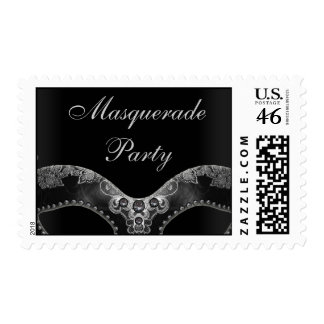 Masquerade Party Stamp