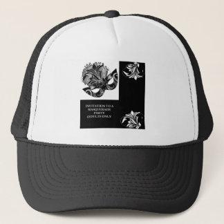 MASQUERADE PARTY TRUCKER HAT