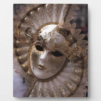 Masquerade Plaque