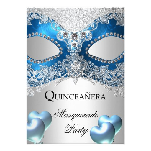 Masquerade Quinceanera Invitations and get inspiration to create nice invitation ideas