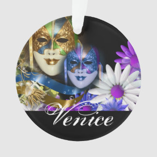 Masquerade quinceanera Venetian masks girls Ornament