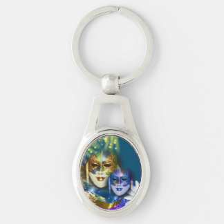 Masquerade quinceanera Venetian masks Keychains