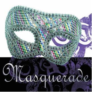 Masquerade Sculpture Photo Sculpture