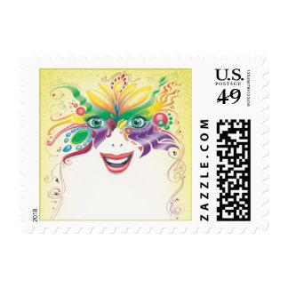 Masquerade © stamp