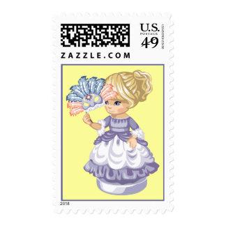 Masquerade Stamp