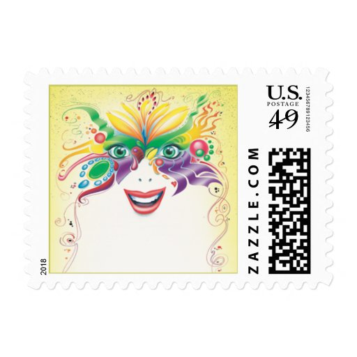 Masquerade © stamps