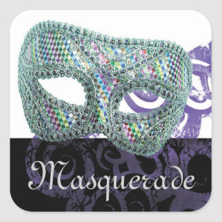 Masquerade Stickers