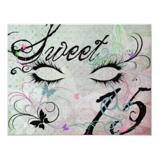 Masquerade Sweet 15 Invitations
