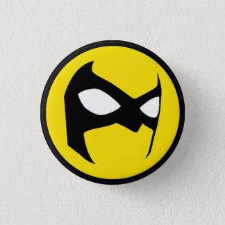 Masquerader Emblem Button 1.25 inch