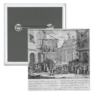 Masquerades and Operas, Burlington Gate, 1724 Pin