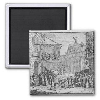 Masquerades and Operas, Burlington Gate, 1724 Magnet