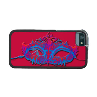 Masquerades Mask Case For iPhone 5
