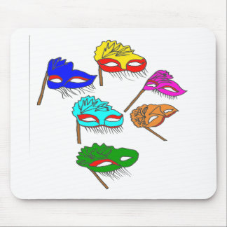 MASQUES1.png Mouse Pad