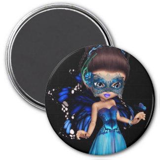 Masqurade Fairy Magnet