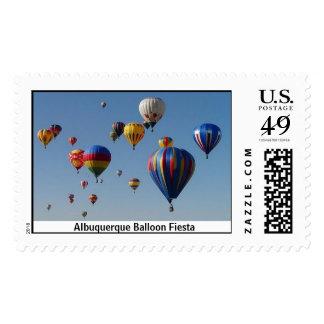 Mass Balloon Ascension Postage