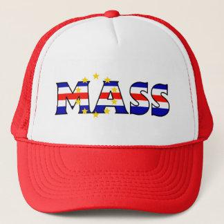 Mass - Cape Verde Trucker Trucker Hat