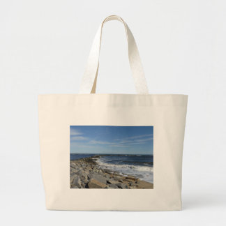 Mass Coastline Jumbo Tote Bag