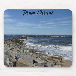 Mass Coastline Mouse Pad