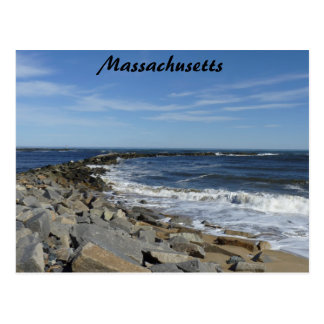 Mass Coastline Post Cards