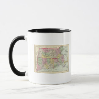 Mass, Conn, RI Mug