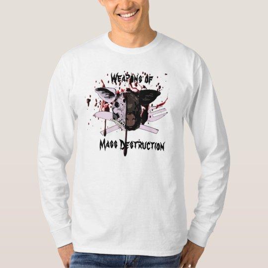 Mass Destruction Long Sleeve T-shirt