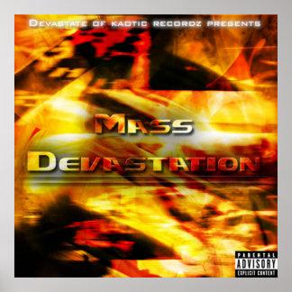 Mass Devastation poster