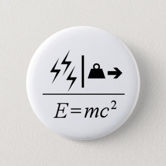 Mass–Energy Equivalence Button