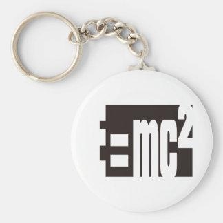 Mass–energy equivalence keychain