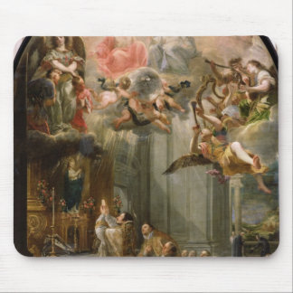 Mass for the Order of Trinitarians, 1666 Mouse Pad