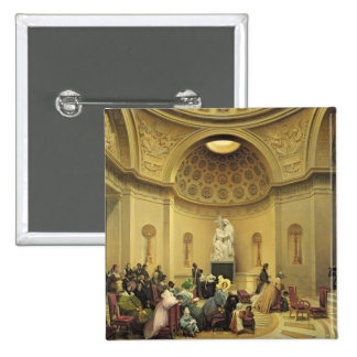 Mass in the Expiatory Chapel, 1830-48 Button