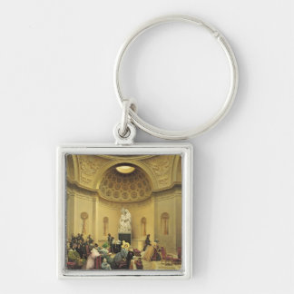 Mass in the Expiatory Chapel, 1830-48 Keychain