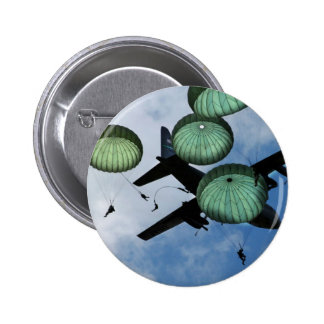 Mass Jump Mission, Parachutes, U.S. Army Buttons
