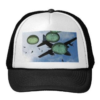 Mass Jump Mission Parachutes U S Army Mesh Hat