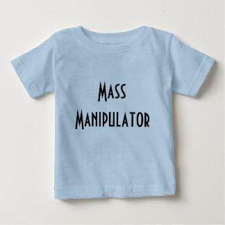 Mass Manipulator Baby T-Shirt