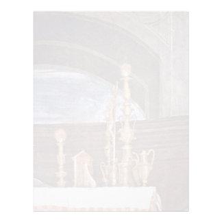 Mass Of Bolsena Detail By Raffael (Best Quality) Custom Letterhead