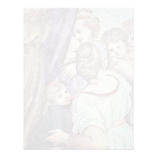 Mass Of Bolsena Detail By Raffael (Best Quality) Personalized Letterhead