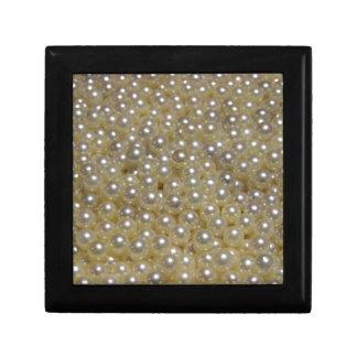 Mass pearl gift box