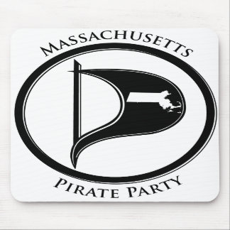 Mass Pirate Mouse Pad