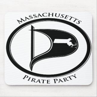 Mass Pirate Mouse Pad