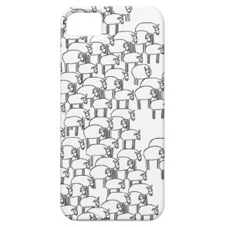 Mass Psychosis iPhone 5 Covers