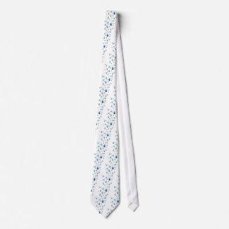Mass Raindrop Death Neck Tie