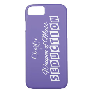 Mass Seduction custom name & color phone cases
