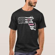 Massachusettes Nurse T shirts For Women