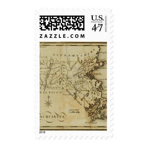 Massachusetts 3 sello