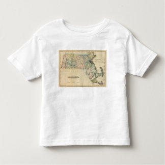 Massachusetts 5 toddler t-shirt