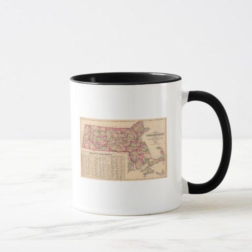 Massachusetts 8 taza